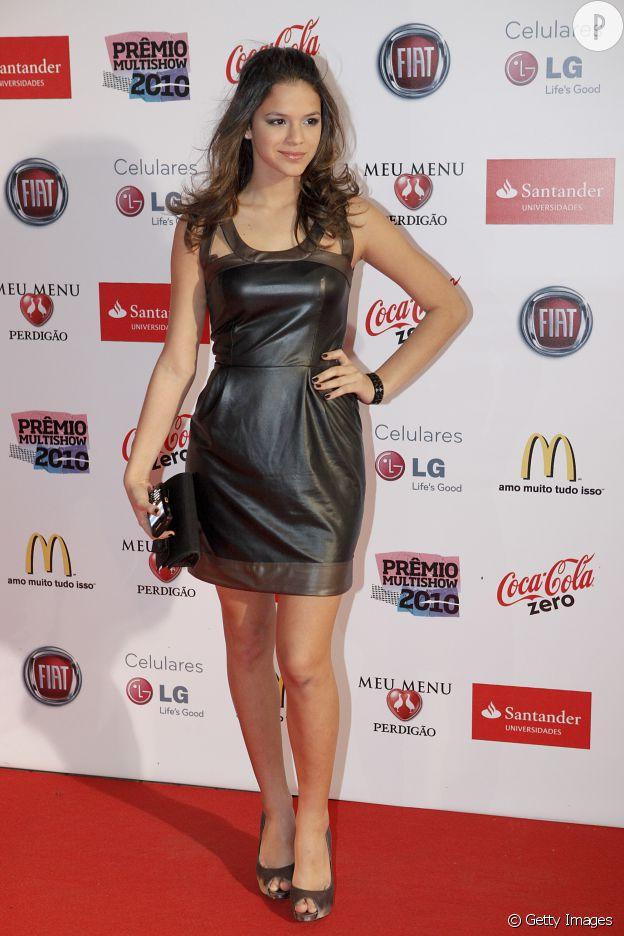 Bruna Marquezine, la compagne du joueur Neymar.