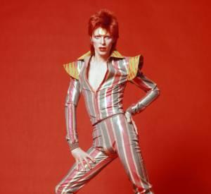 """David Bowie, 1973. Issu de l'exposition """"David Bowie is"""", jusqu'au 31 mai 2015 à la Philharmonie de Paris."""