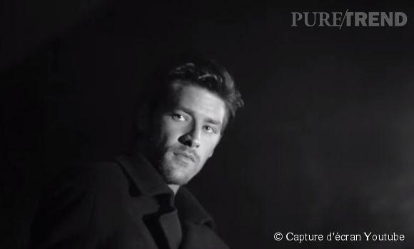 Vinnie Woolston, nouvel ambassadeur pour La Nuit de l'Homme d'Yves Saint Laurent.