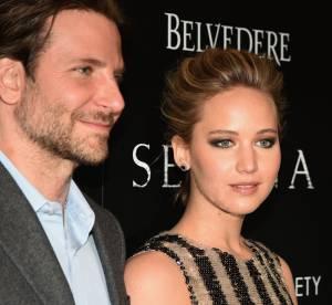 Jennifer Lawrence minirobe et maxi dose d'humour aux côtés de Bradley Cooper