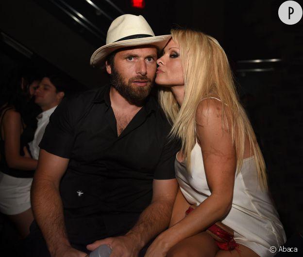 Rick Salomon et Pamela Anderson, bientôt le second divorce.