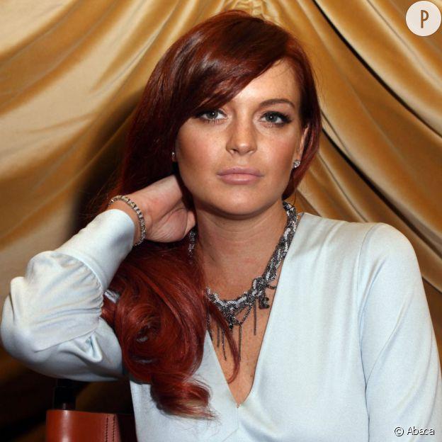 """Lindsay Lohan a encore fait des siennes sur le tournage du film """"The Canyons"""" et James Deen est prêt à en témoigner !"""