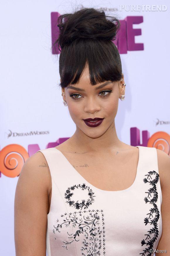 Rihanna, après avoir fait du teasing à ses fans, dévoile un extrait de son prochain morceau.