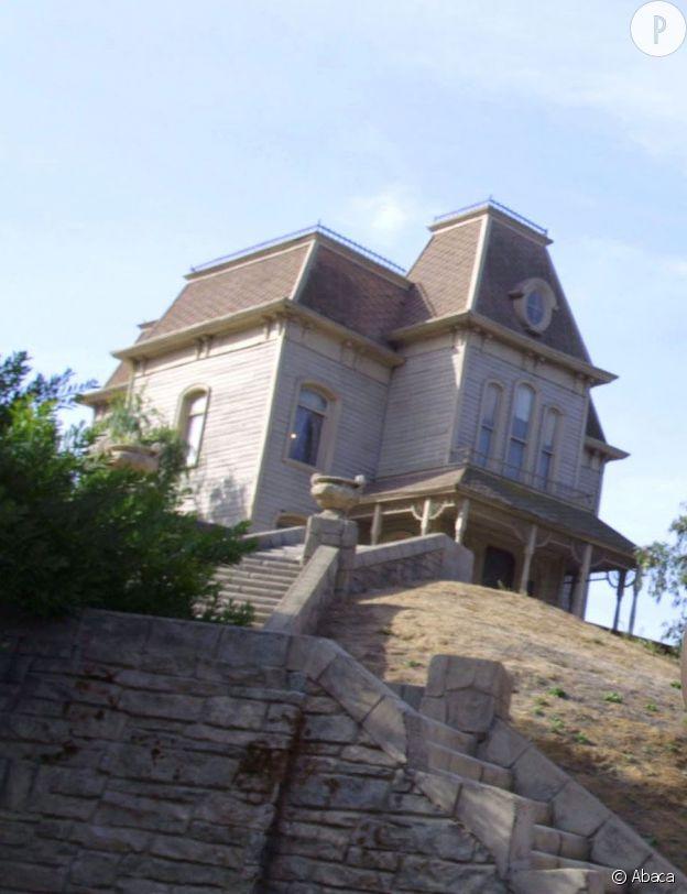 """La maison des Bates dans """"Psychose""""."""