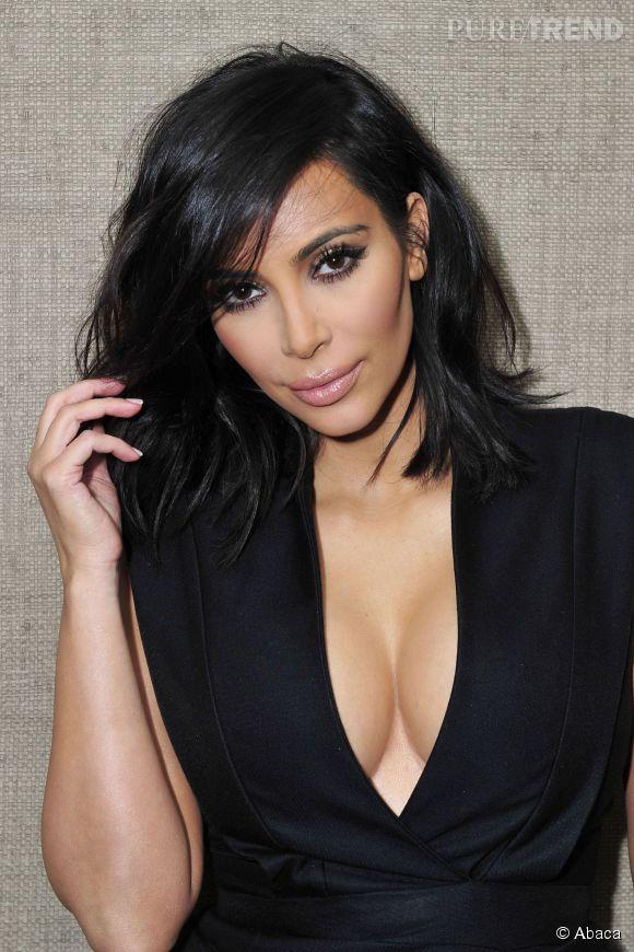 Kim Kardashian et le contouring, c'est une grande histoire d'amour.