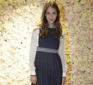 Ophélie Meunier à l'inauguration de la nouvelle boutique Tommy Hilfiger à Paris, ce mardi 31 mars 2015.