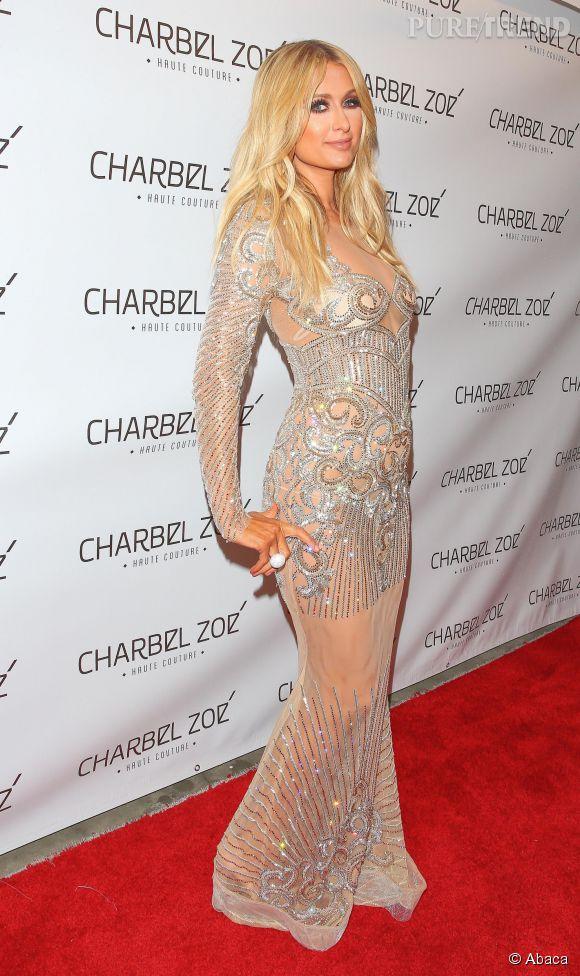 Paris Hilton version Barbie.