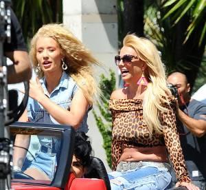Britney Spears : blonde délurée pour un nouveau clip, Britney Bitch de retour !