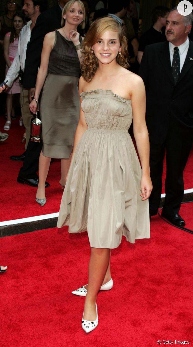 Emma Watson en 2004.