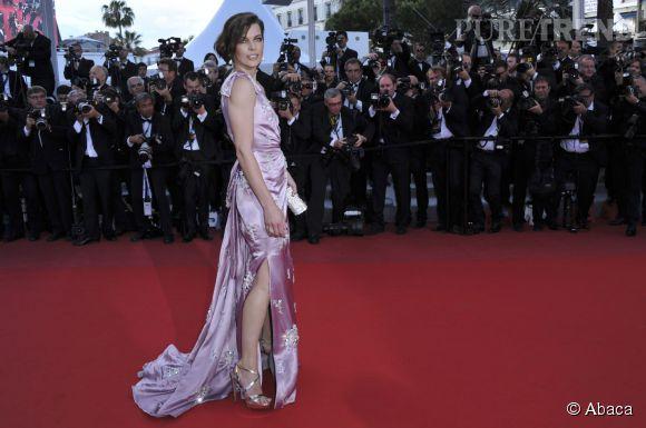 """Milla Jovovich a dû, à l'époque, repousser le tournage de """"Resident Evil 6""""."""