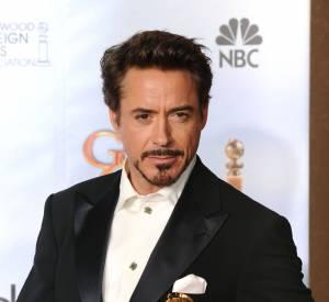 Robert Downey Jr, un acteur diablement sexy.