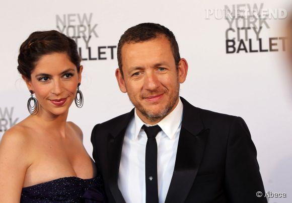 Dany Boon et sa femme, Yaël Boon.