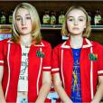 """Lily-Rose Depp, au casting de """"Yoga Hosers""""."""