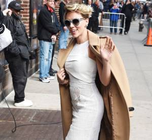 Scarlett Johansson: silhouette post-grossesse de rêve et allure folle à New York