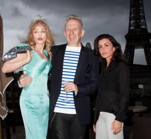 Arielle Dombasle, Jenifer, Jean Paul Gaultier : le trio fun de TETU