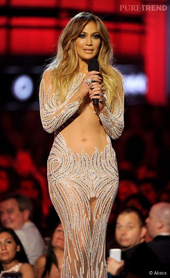 Jennifer Lopez aux Billboard Music Awards 2015.