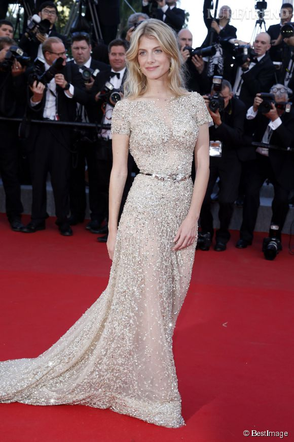 Mélanie Laurent trouve que le Festival de Cannes frôle la vulgarité.