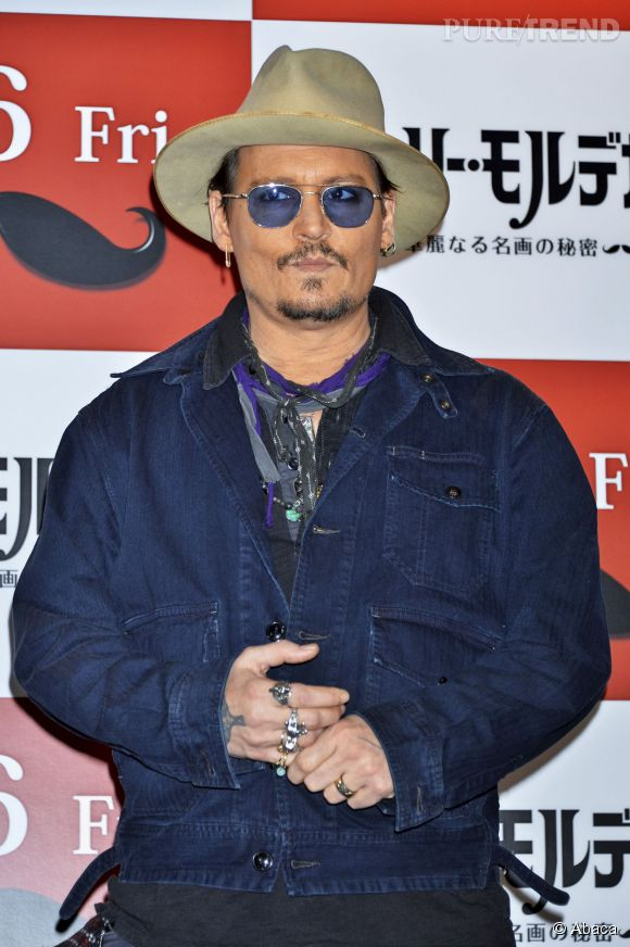 Johnny Depp est en ce moment en tournage en Australie.