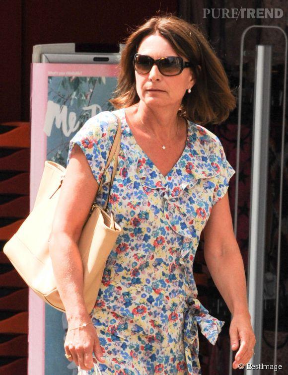 Carole Middleton mettrait la pression à sa fille pour qu'elle tombe à nouveau enceinte.