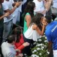 Jo-Wilfried Tsonga et Nourra El Shwekh : un couple gagnant !