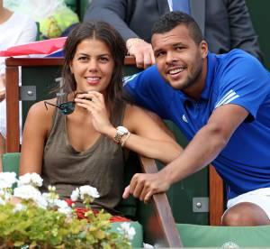 Jo-Wilfried Tsonga et sa belle Noura : le couple glamour du tennis français