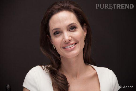 Angelina Jolie règne sur Hollywood depuis sa plus tendre enfance.