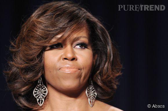 Michelle Obama toujours plus jeune.