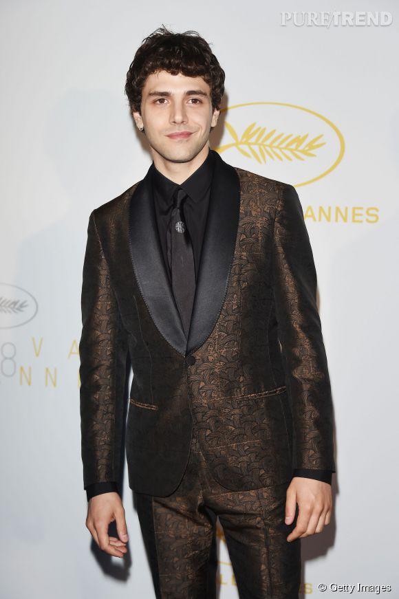 Xavier Dolan, le nouvel ambassadeur Louis Vuitton.