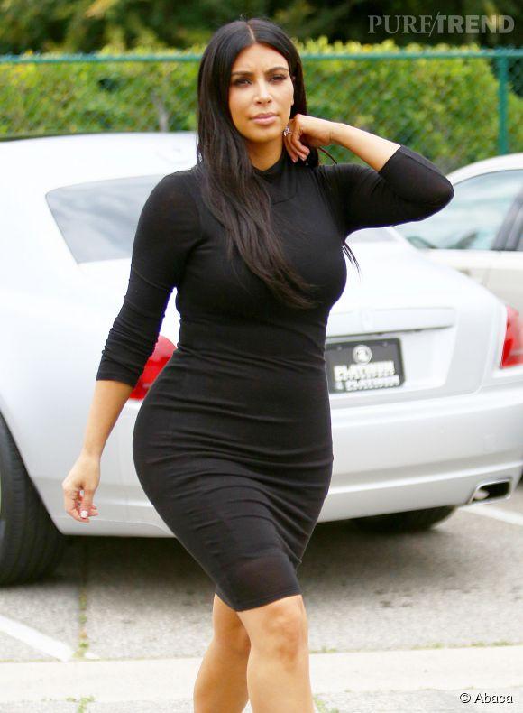 Kim Kardashian est au régime pour sa deuxième grossesse.