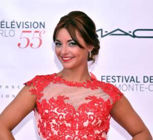 Priscilla Betti : magnifique dans sa robe de princesse à Monte-Carlo
