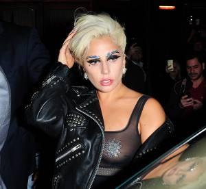 Lady Gaga toujours plus sexy, elle dévoile son anatomie sur Instagram