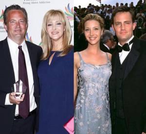 Matthew Perry et Lisa Kudrow : coup de vieux sur redcarpet !