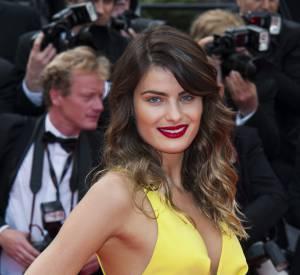 Isabeli Fontana au Festival de Cannes 2014.