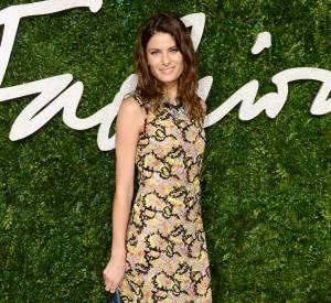 Isabeli Fontana à Londres en décembre dernier.