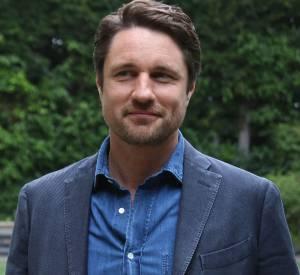 """Martin Henderson, quarantenaire sexy et nouveau beau gosse de """"Grey's Anatomy""""."""