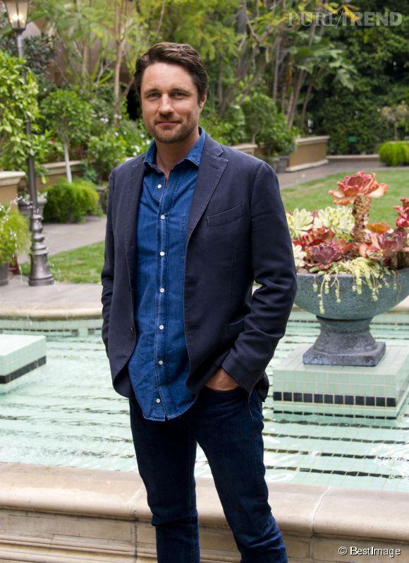 """On ne sait pas encore quel sera le rôle exact de Martin Henderson dans """"Grey's Anatomy""""."""