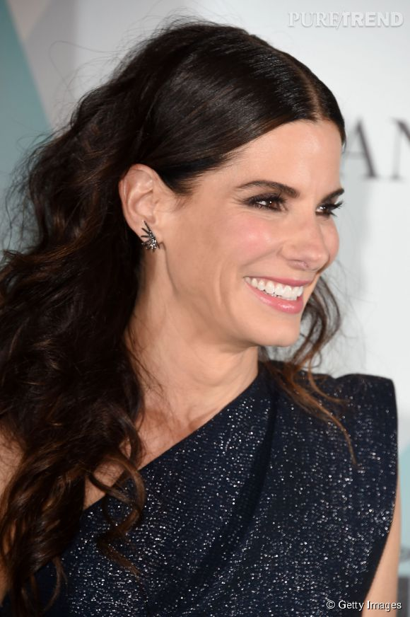 Sandra Bullock aux Women In Film 2015 Crystal + Lucy Awards le 16 juin 2015 à Los Angeles.