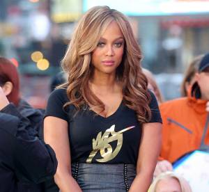 Tyra Banks sans maquillage, le choc