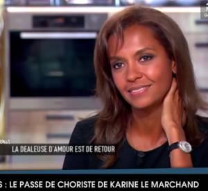 """Karine Le Marchand - """"C À Vous"""""""