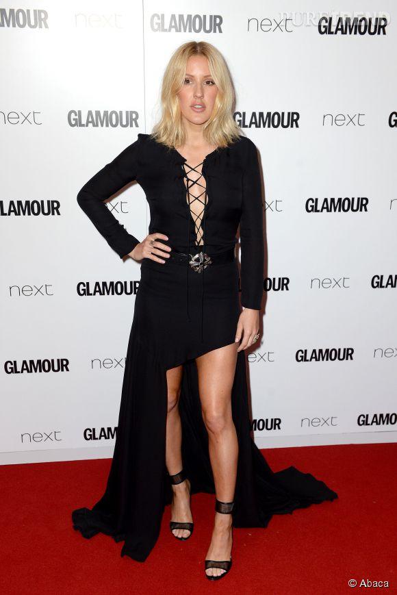 Ellie Goulding lors des Women of the Year Awards 2015 à Londres le 2 juin 2015.