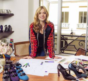 """Georgia May Jagger : """"Made by Jagger"""", collection capsule Glam Rock chez Minelli"""