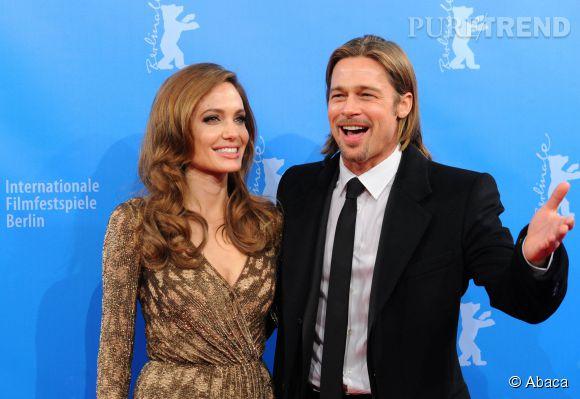Angelina Jolie et Brad Pitt, un couple très impliqué en politique.