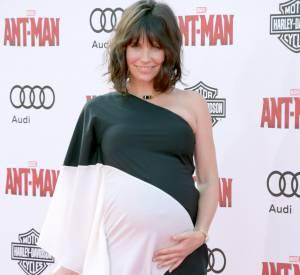 Evangeline Lilly est enceinte de son deuxième enfant.