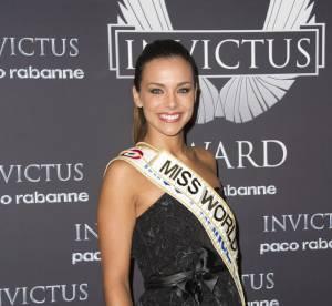 Marine Lorphelin : séance photo dénudée pour Miss France 2013