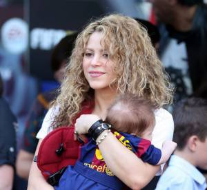 Shakira : nouvelles photos de son fils Sasha, il a bien grandi !