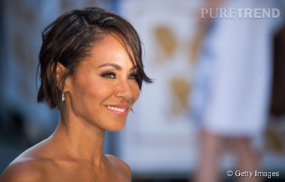 "Jada Pinkett Smith lors de la première de ""Magic Mike XXL"" à Londres le 30 juin 2015."