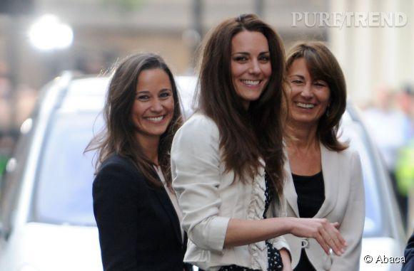 Carole Middleton régente la vie de famille de sa fille, Kate Middleton, d'une main de maître.