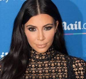 Kim Kardashian : En combinaison moulante pour la fête nationale