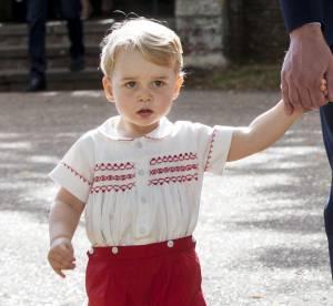 Prince George : l'incroyable ressemblance avec son père, le prince William