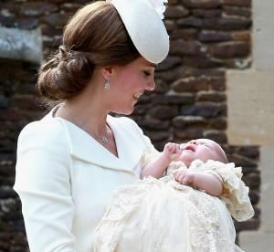 Princesse Charlotte baptisée : qui sont ses parrains et marraines ?